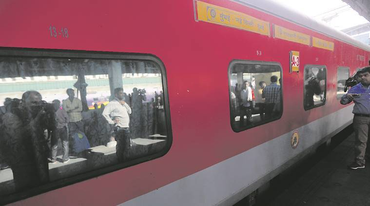 Rajdhani Express robbery: Over Rs 15 lakh stolen; passengers drugged