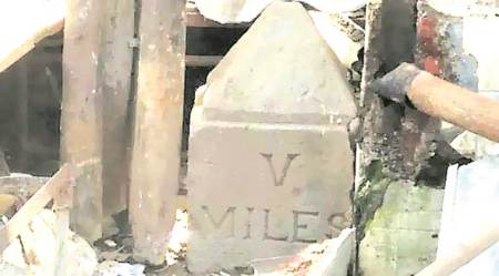 Civic body plans survey to restore all Grade I heritage milestones