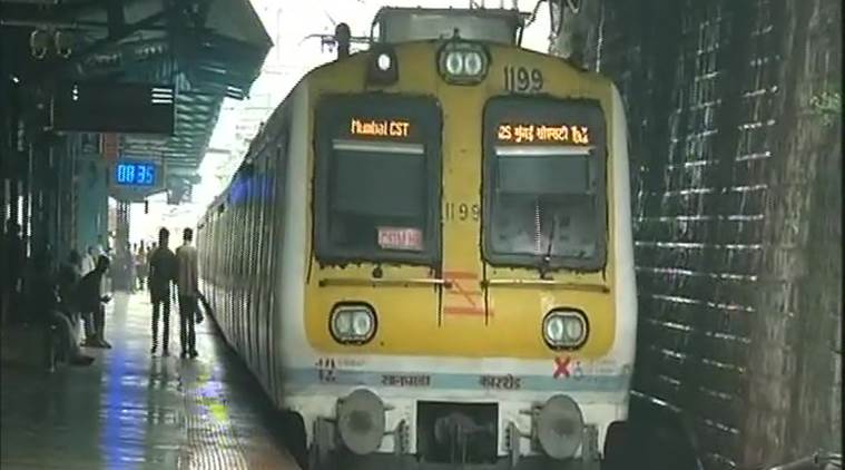 Mumbai Local, Local train, local travel, Eid, Delay running, train operation, Mumbai news, India News, Indian Express