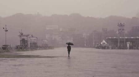Rain lashes Shimla, surroundingareas