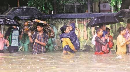 Mumbai rains, Mumbai waterlogging, Maximum city rain, Mumbai rain IMD