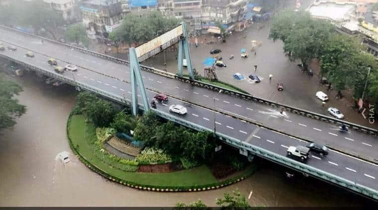 Mumbai rains, Mumbai rain, waterlogging mumbai