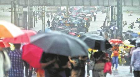 Mumbai rains: Long day for cops