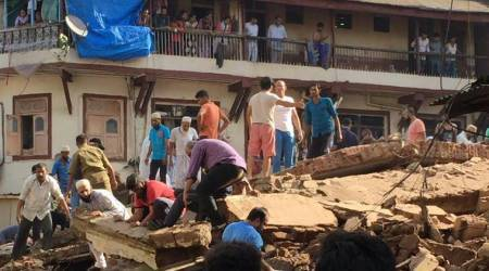 mumbai building collapse, bhendi bazaar, mumbai building, byculla building collapse, news, latest news, mumbai news