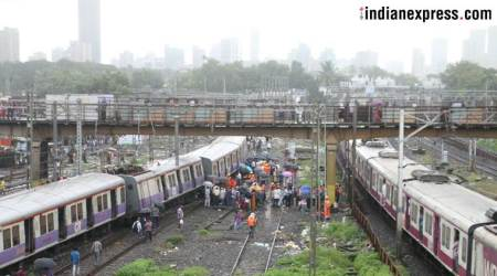 Mumbai: Inquiry ordered into derailment of coaches of suburban local