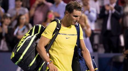 Top-seeded Rafael Nadal goes down at Rogers Cup, Roger Federer advances