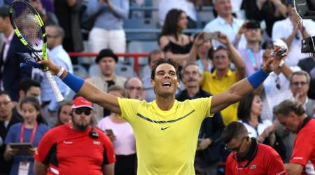 Rafael Nadal opens Rogers Cup with easy win