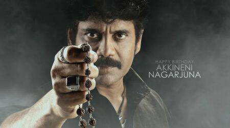 Raju Gari Gadhi 2 first look: Samantha Ruth Prabhu unveils Nagarjuna's look. Watch video