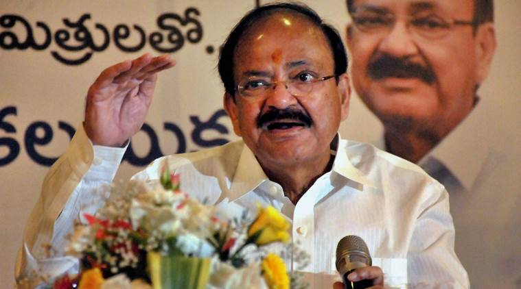 Vice President-elect M Venkaiah Naidu will be the second BJP leader to become Vice President