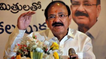 Dynastic politics: Vice President Venkaiah Naidu says some politicians encouraging children to join politics