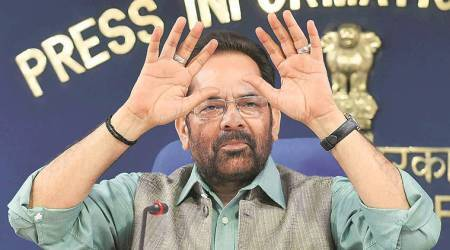 40% quota for girls at Navodaya-type schools for minorities: Mukhtar Abbas Naqvi