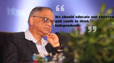 Encourage students to think independently: Murthy