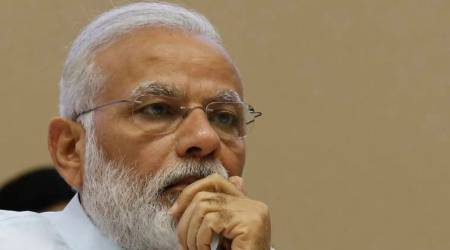 Bihar floods: PM Modi announces Rs 500 cr relief, conducts aerial survey of flood-affected areas
