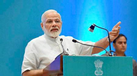PM Modi all praise for Panagariya for good work