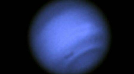 Scientists find what lies beneath Neptune's surface