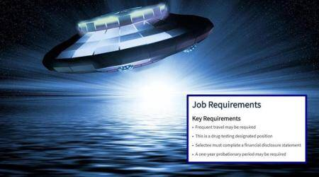 Alien attack? NASA to hire planetary protection officer to saveEarth!