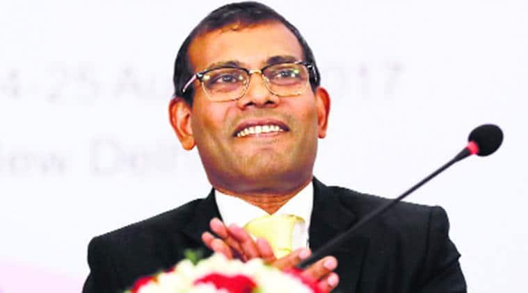 Nasheed snubs China: 'India, Maldives ties over 2,000years'