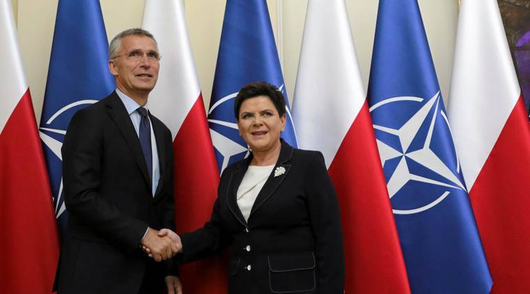 NATO, NATO Secretary General Jens Stoltenberg, Russia, Russia war games, russian transparency