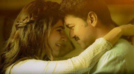 Neethanae song: AR Rahman delivers a soothing romantic song for Vijay's Mersal