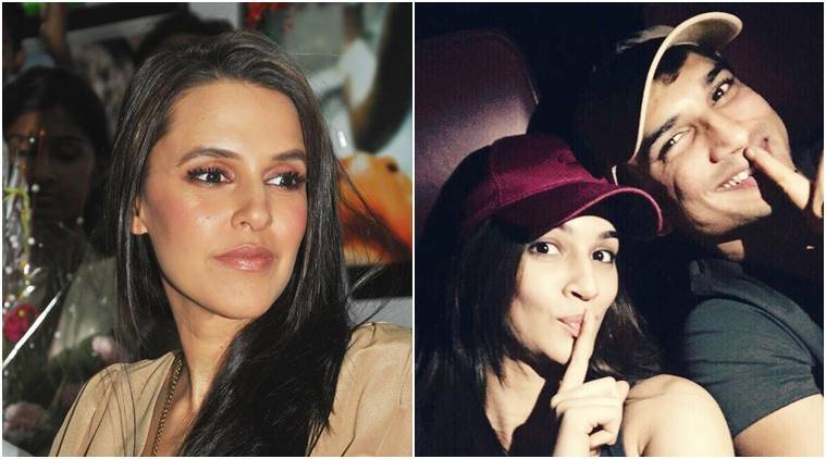 Did Neha Dhupia just confirm Kriti Sanon and Sushant Singh Rajput's relationship?