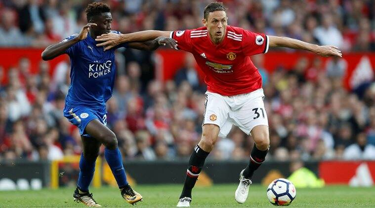 Nemanja Matic, Manchester United, Premier League, Champions League, sports news, football, Indian Express