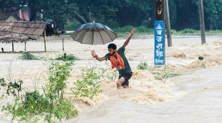nepal, nepal flood, nepal rainfall, nepal landlsides, nepal flood deaths, nepal news, world news