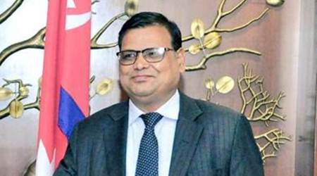 Nepal can benefit from joining OBOR: Krishna Bahadur Mahara