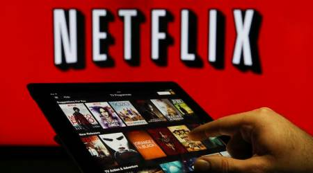 With subscribers growing, Netflix shares cross USD 200 for firsttime