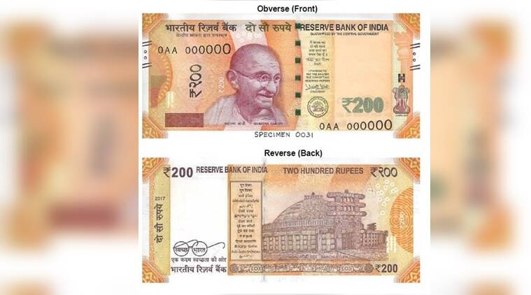 rs 200, rs 200 trending rs 200 new note, rs 200 note, rs 200 latest updates, rs 200 latest news, rs 200 latest updates, rs 200 selfies, rs 200 funny twitter reactions, indian express, indian express news