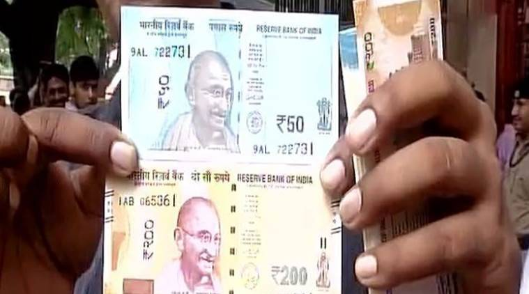 new notes, visually impaired, rs 50 notes, rs 200 notes, demonetisation, india news, indian express news