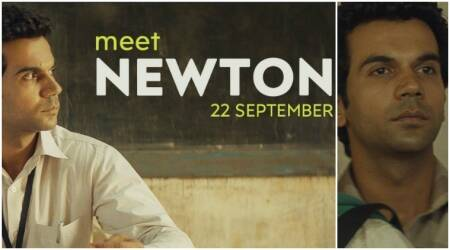 Newton teaser: When Rajkummar Rao took the challenge to change Indian elections. Watch video
