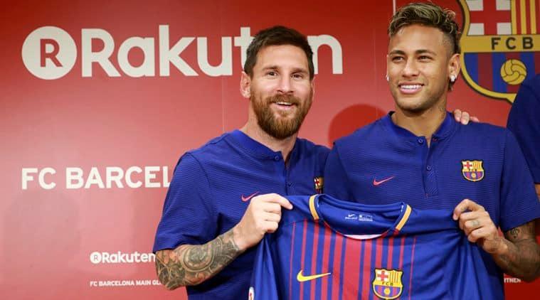 Barcelona, Lionel Messi, Neymar, Paris Saint Germain