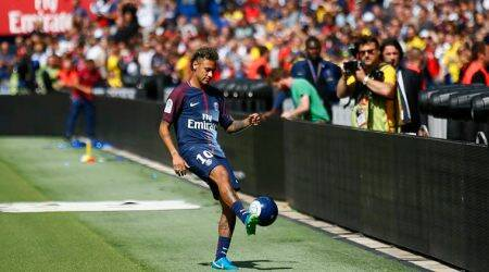 Neymar might have to wait longer for PSGdebut