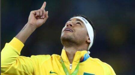 Year on, Neymar recalls historic Rio Olympics gold medal for Brazil