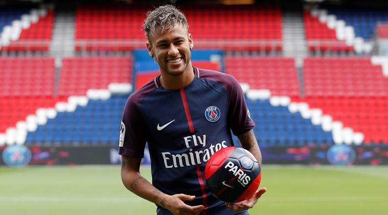 neymar, neymar football, neymar psg, neymar barcelona, paris saint-germain, psg football, football news, sports news, indian express