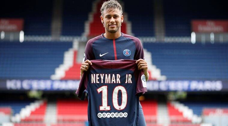 competitive price c02b4 d0bb7 Neymar latest chapter in long Brazilian tradition at Paris ...