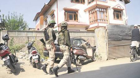 Terror funds: NIA raids 12 premises in Kashmir