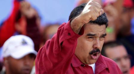 Venezuela's hardline opposition party to boycott 'fraudulent' election