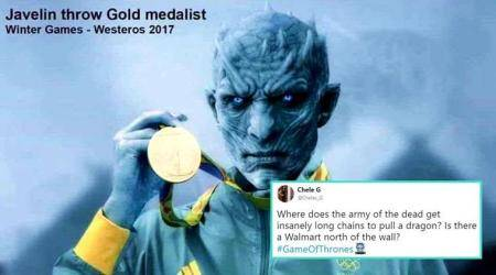 Game of Thrones: Twitterati avenge Viserion by brutally trolling the NightKing
