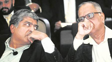 Vishal Sikka gone, Infosys founders set stage for Nandan Nilekani to lead firm