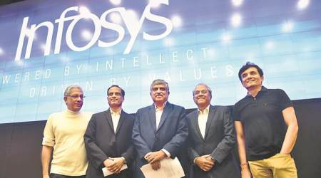 One of Nandan Nilekani's priorities at Infosys: Mending Narayana Murthy-Board ties
