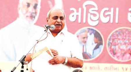 Gujarat: Nitin Patel finished second and now, a 'cold war' brews