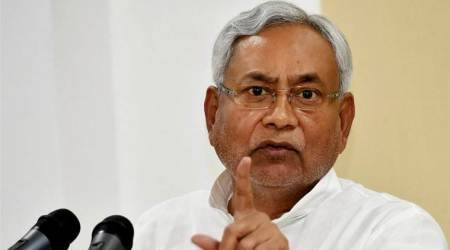 Nitish for Marhowra diesel loco project