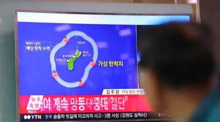 North Korea leader Kim Jong-Un briefed on Guam missile plan:KCNA