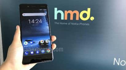 Nokia 8, Nokia 8 photos, Nokia 8 pictures, HMD Global, Nokia 8 launch