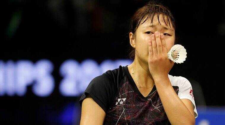 PV Sindhu, Nozomi Okuhara, World Badminton Championships, sports news, badminton, Indian Express