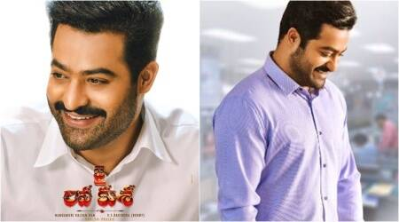 Jai Lava Kusa: Jr NTR in Lava Kumar avatar is all hearts. See photo