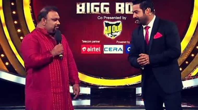 bigg boss, bigg boss telugu, bigg boss telugu eviction, junior NTR, mahesh kathi evicted, mahesh kathi bigg boss, bigg boss telugu season 1, bigg boss telugu celebrities