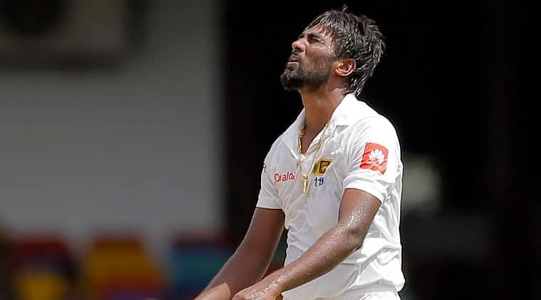 Nuwan Pradeep, Nuwan Pradeep injury, India vs Sri Lanka, sports news, cricket, Indian Express