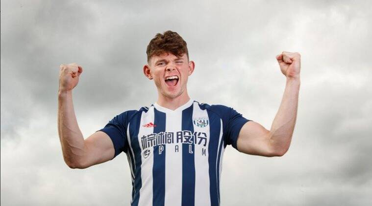 West Bromwich Albion, Oliver Burke, Germany, RB Leipzig